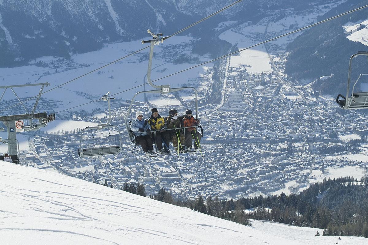 [Translate to Englisch:] Skigebiet in Lienz